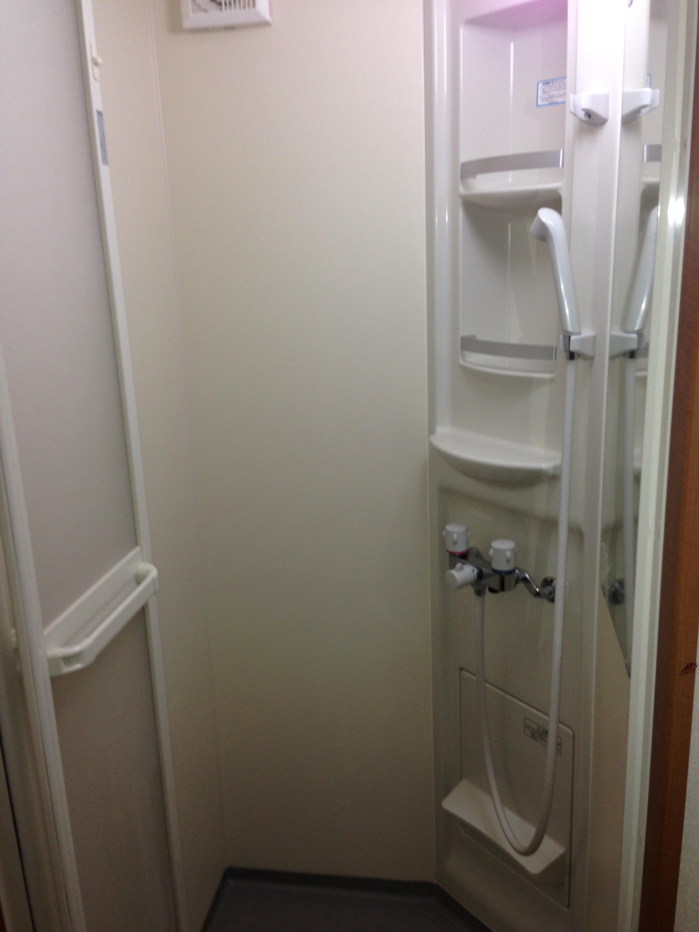 GRシャワー別室